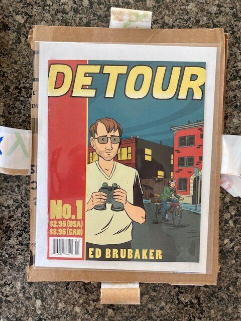 comic book Brubaker