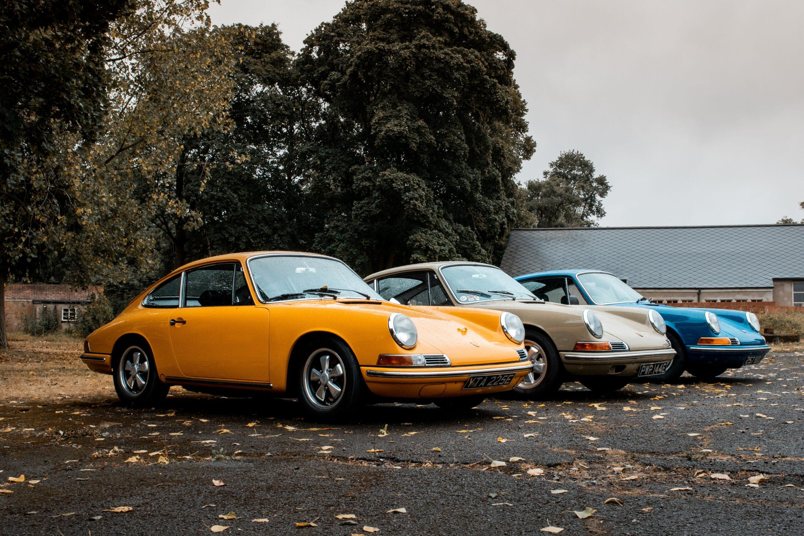 selling classic car